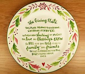 Huntsville The Giving Plate