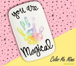 Huntsville Rainbow Hand-print