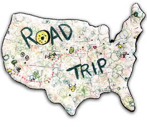 Huntsville Family Road Trip!
