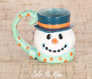 Huntsville Snowman Mug