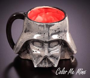 Huntsville Darth Vader Mug