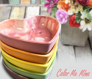 Huntsville Candy Heart Bowls
