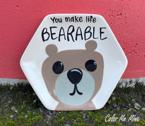 Huntsville Bearable Plate