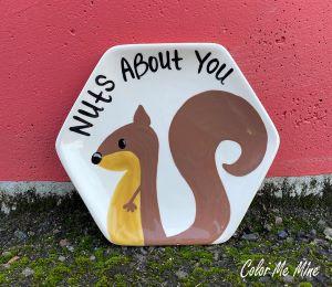 Huntsville Squirrel Plate